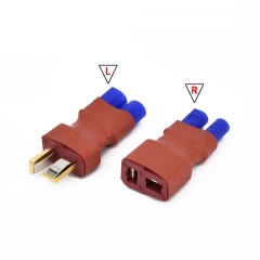 Deans to EC2 Battery Connector Adapters