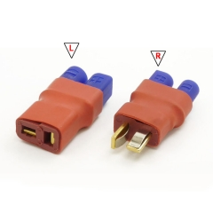 Deans to EC3 Battery Connector Adapters