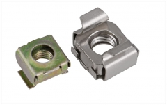 M4-M8 304 Stainless Steel Square Cage Nut