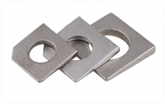 M6-M30 304 Stainless Steel Square Washer