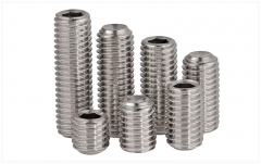 M3-M10 316 Stainless Steel Hexagon Socket Concave End Set Screw
